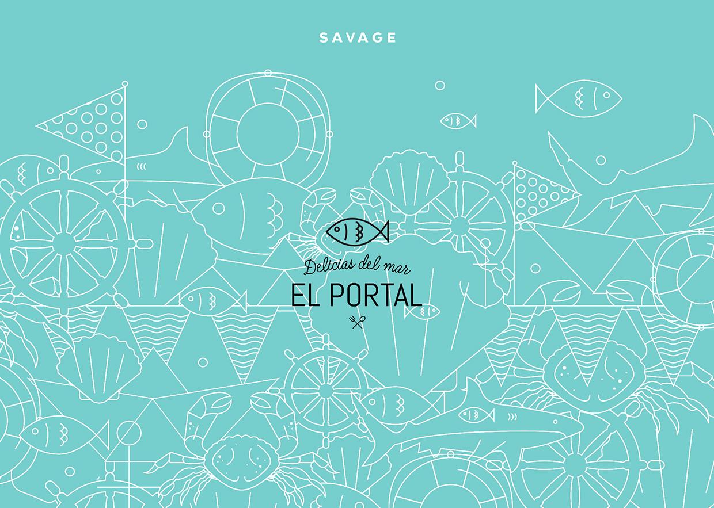 el portal restaurant mexico