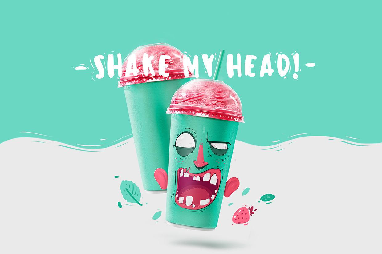 milkshake my head