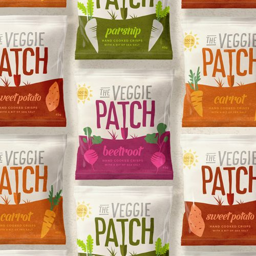 veggie patch packaging