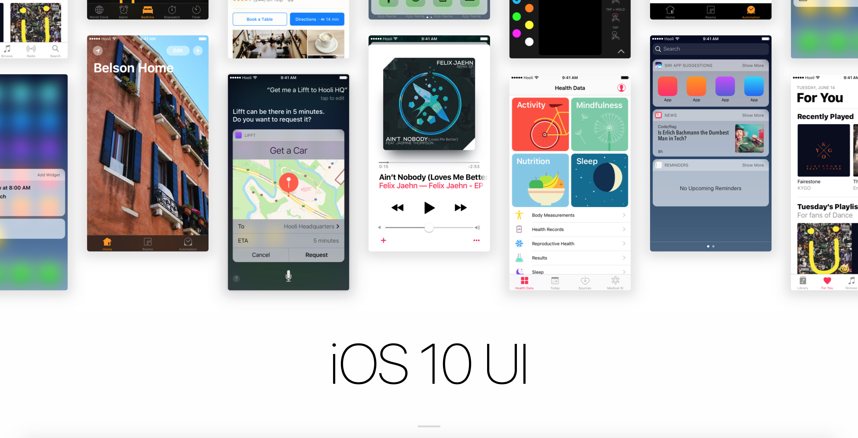 ios10 kit UI free