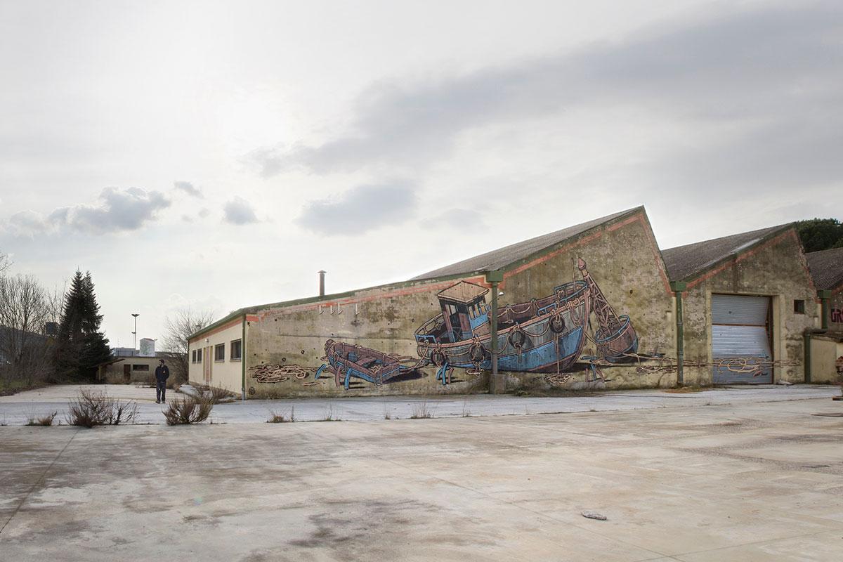 Aryz : le surréalisme de rue