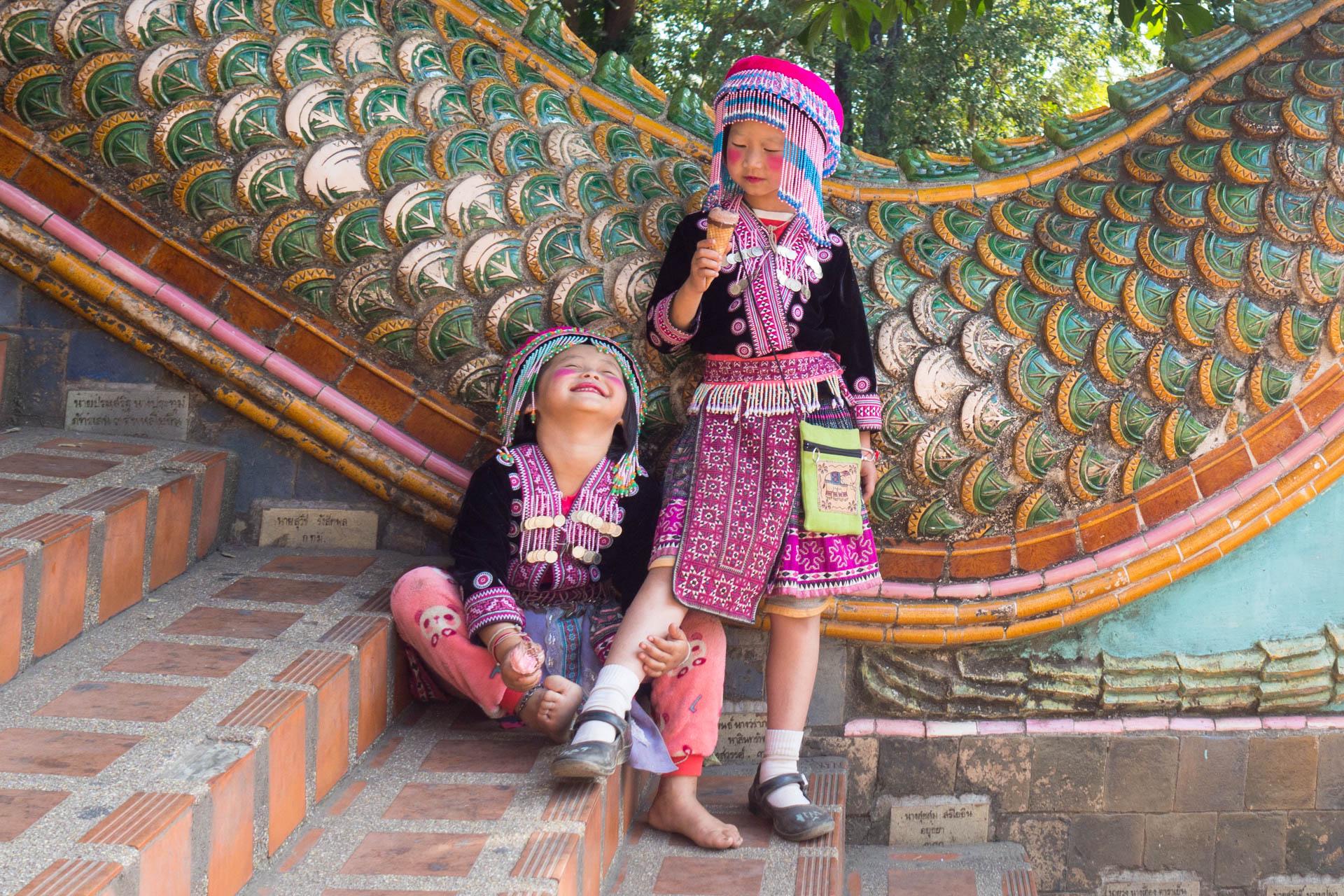 Tailandia : de Bangkok a Chiang Raï
